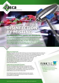 Flyer Desinfecteren Groente en Fruit
