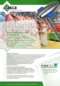 Flyer Desinfecteren Vlees